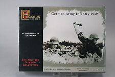 YH078 PEGASUS HOBBIES 1/76 maquette figurine 7499 German Army Infantry 1939