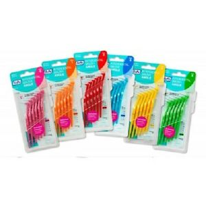 TePe Angle Brushes (6 Brushes in a pack), All Sizes , Best Price & Fast Shipping