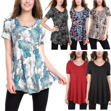 Unbranded Regular Size Paisley Tops & Blouses for Women