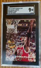 1993-94 Topps Stadium Club FIRST DAY ISSUE Michael Jordan #181 SGC 9