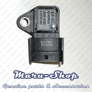 Boost Pressure/MAP/Air Temperature Sensor for 10~12 Hyundai Santa Fe 3.5L