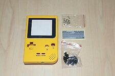 Yellow Gameboy Pocket New Shell Replacement Housing Case  Nintendo