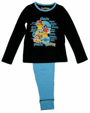 Pyjamas pour fille de 2 à 16 ans en 100% coton