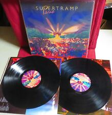 """SUPERTRAMP,  """"PARIS"""", from 1980 on A&M RECORDS"""