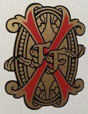 Arturo Fuente / Fuente Fuente Opus X cigar sticker / decal