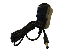 9V AC DC Power Supply Adapter Electric Transformer Wall Plug 500ma 5.5 mm*2.1 mm