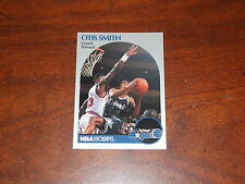 BASKETBALL CARD NBA HOOPS 1990 1991 OTIS SMITH #221