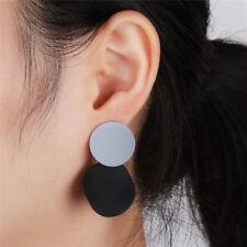 Fashion Women Statement Boho Gold Plated Alloy Geometric Big Dangle Drop Earring