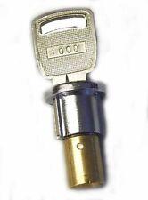 Gumball Machine High Security Lock With Key- Sun, Komet, King Koin, A&A, Gabriel
