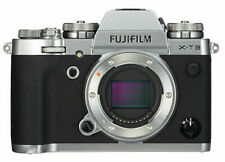 Fujifilm X-T3 26.1MP Digital Camera - Silver (Body Only)