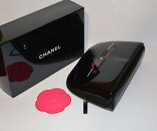 NEW VIP gift from Chanel beauty counter - black Chanel make up bag NIB