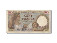 Billets, 100 Francs Sully type 1939 #307686