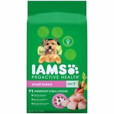 Iams Proactive Health Small Breed Dog Food Adult 7 lbs Bag