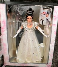 1995 BARBIES AS ELIZA DOOLITTLE' MY FAIR LADY' EMBASSY BALL' NRFB