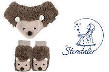 Sterntaler Set Isidor Handschuhe Halstuch Gr. 2 braun für 2-3 Jahre NEU