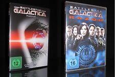 DVD BATTLESTAR GALACTICA - PILOTFILM + RAZOR - EXTENDED VERSION *** NEU ***