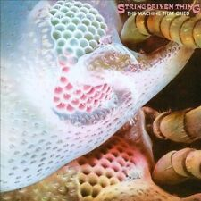 The Machine That Cried by String Driven Thing (CD, Oct-2012) 3 bonus tracks