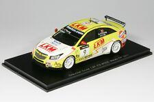1:43 Chevrolet Cruze 1.6T - Darryl O`Young - WTCC Macau 2011 - Spark 2450