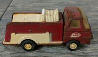 TONKA Vintage Red Fire Truck Metal 55250