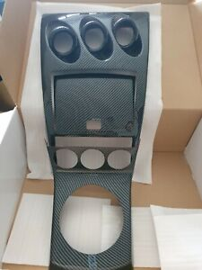 350z 03to 05 Auto only Center Console Carbon Set