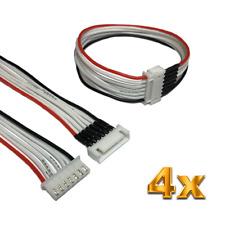 4 Stück 6S 7Pin Balancerkabel Verlängerung Ladekabel JST-XH 20cm Lipo Kabel Akku
