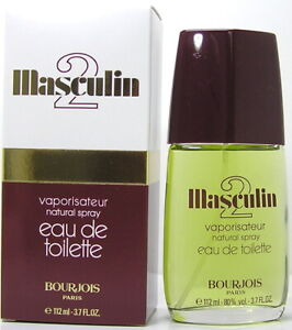 Bourjois Masculin 2 EDT / Eau de Toilette Spray 112 ml