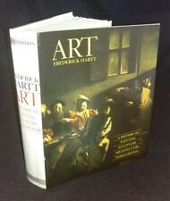 Art: History of Painting Sculpture Architecture by Federick Hartt (HC, 1989) 3RD