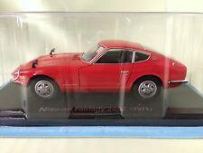 Nissan DATSUN 240Z Fairlady [1971] Red 1:24 Deluxe Die-cast Scale Model Z-CAR