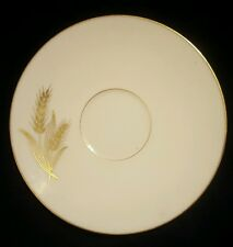One Lenox USA Wheat Pattern R-442 Desert Plate
