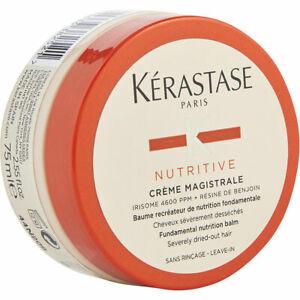K. MASQUE NUTRITIVE Créme magistrale Baume cheveux sans rincage pot 75 ml