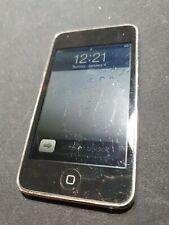 Apple iPod Touch 3rd Generation A1318 32Gb - Black (Mc008Lla)