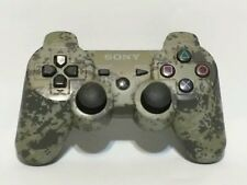 Genuine Sony Playstation 3 DualShock Sixaxis Wireless Controller Camo