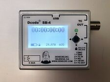 Denecke Dcode SB-4 Timecode Generator