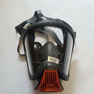 Auer MSA Ultra Elite Atemschutzmaske Vollmaske Feuerwehrmaske pressluftatmer