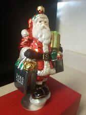 Christopher radko ornaments. Saks