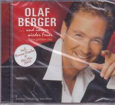 Olaf Berger-Und Immer Wieder Feuer cd album sealed