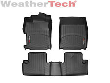 WeatherTech FloorLiner for Honda Civic Coupe - 2012-2013 - Black