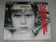 U2 war + B-sides DELUXE EDITION REMASTERED 2 CD BOXSET BONO SEALED LV10