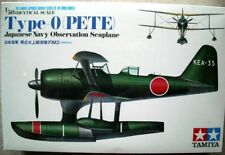 Tamiya 61511 Mitsubishi Type-O Observation plane (Pete) 1/50