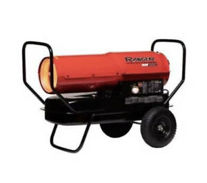 US Stove R125K HeatFast 125,000 BTU Kerosene/Diesel Portable Torpedo Air Heater