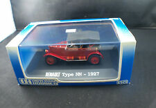 Universal Hobbies 5054 Renault Type NN 1927 Bordeaux neuf boite 1/43 mint