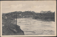 Panama Postcard - Along The Chagres River, Panama  RS8706