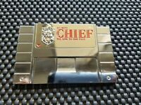 Nintendo SNES Cartridge Zelda Link to the Past Challenge Coin USN  Heavy medal