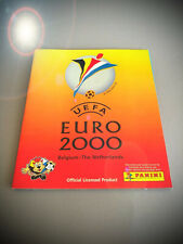 PANINI EURO 2000 EMPTY STICKER ALBUM NEW LEER VIDE 74 78 80 82 84 86 88 90 92 94