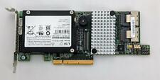 LSI MegaRAID SAS 9266 PCI-e 8-Port 6Gb/s RAID Card 9266-8i w/ Battery