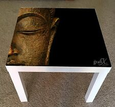 Buddha Vinyl Sticker Suitable For ikea lack Table / Coffee table lk3