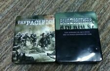Band of Brothers and The Pacific Blu-ray Special Edition with Tin cases