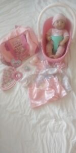 Baby Annabell Carrier, Change Bag And Outfits