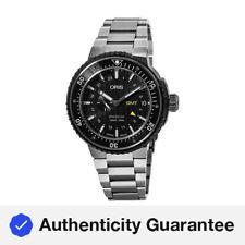 New Oris ProDiver GMT 49mm Black Men's Watch 01 748 7748 7154-07 8 26 74PEB