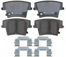 ACDelco 17D883MH Rear Semi Metallic Brake Pads